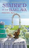 Book Review (and a Giveaway!): Stabbed in the Baklava by Tina Kashian