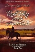 Book Review: Red Sky Over America by Tamera Lynn Kraft