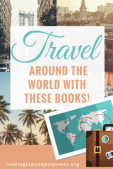 Top Ten Tuesday: Around the World in (not quite 80) Books
