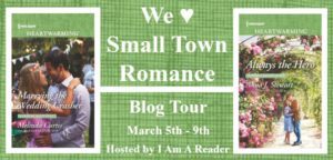 Book Review Double Feature (and a Giveaway!): We ♥ Small Town Romance Blog Tour