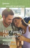 Book Review (and a Giveaway!): Her Family's Defender by Kim Findlay