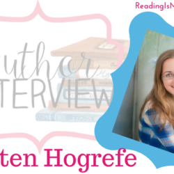 Author Interview (and a Giveaway!): Kristen Hogrefe & The Revolutionary