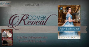 Cover Reveal (and a FREEBIE and a Giveaway!): Never Doubt a Duke by Regina Scott