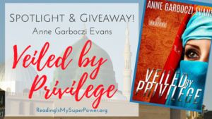 Book Spotlight (and a Giveaway!): Veiled by Privilege by Anne Garboczi Evans