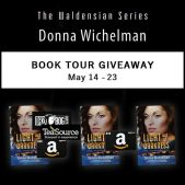 Blog Tour Grand Finale (and a Giveaway!): The Waldensian Series by Donna Wichelman