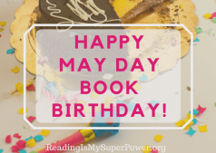 Happy May Day Book Birthdays! (plus Giveaways!)