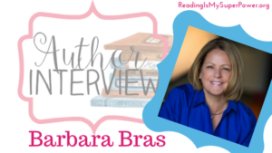 Author Interview (and a Giveaway!): Barbara Bras & She Who Knows No Fear