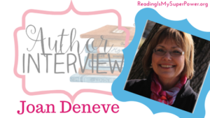 Author Interview (and a Giveaway!): Joan Deneve & Loving Brock