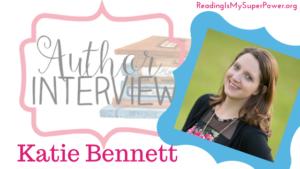Author Interview: Katie Bennett & Heavenly Minded Mom