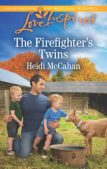 Book Excerpt (and a Giveaway!): The Firefighter's Twins by Heidi McCahan