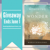 Author Interview (and a Giveaway!): Marlo Schalesky & Reaching for Wonder
