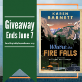 Author Interview (and a Giveaway!): Karen Barnett & Where the Fire Falls