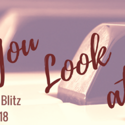 Cover Reveal (and a Giveaway!) When You Look at Me by Pepper Basham