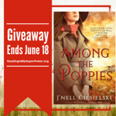 Author Interview (and Giveaway!): J'Nell Ciesielski & Among the Poppies