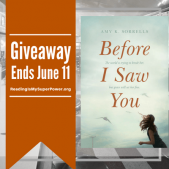Author Interview (and a Giveaway!): Amy K. Sorrells and Before I Saw You