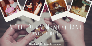 Top Ten Tuesday: A Trip Down (Sensory) Memory Lane (With Books)
