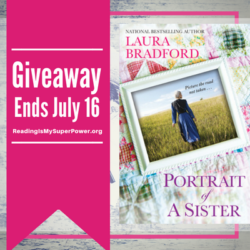 Author Interview (and a Giveaway!): Laura Bradford & Portrait of a Sister