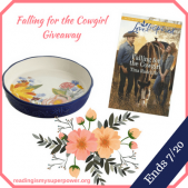 Guest Post (and a Giveaway!): Tina Radcliffe & Falling for the Cowgirl