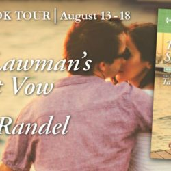 Blog Tour Grand Finale (and a Giveaway!): The Lawman's Secret Vow by Tara Randel