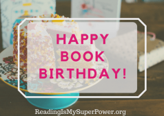 Happy Book Birthday to these Great Reads!