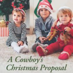 Book Review (and a Giveaway!): A Cowboy's Christmas Proposal by Cathy McDavid