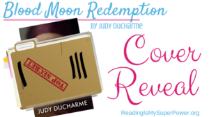 Cover Reveal: Blood Moon Redemption by Judy Ducharme