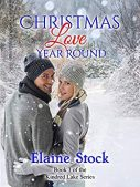 Book Review (and a Giveaway!): Christmas Love Year Round by Elaine Stock