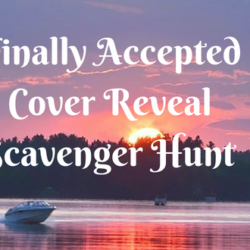 Finally Accepted Cover Reveal Scavenger Hunt Giveaway – Stop Five