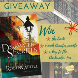 Setting Spotlight (and a Giveaway!): Darkwater Secrets by Robin Caroll