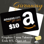Series Spotlight (and a Giveaway!): Kingdom Come series by Cecelia Earl