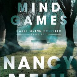 Book Review (and a Giveaway!): Mind Games by Nancy Mehl