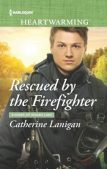 Book Review (and a Giveaway!): Rescued by the Firefighter by Catherine Lanigan