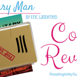 Cover Reveal: Solitary Man by Eric Landfried