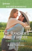 Book Review: The Rancher's Fake Fiancee by Amy Vastine