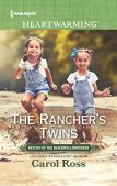 Book Review: The Rancher's Twins by Carol Ross