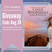 Author Interview (and a Giveaway!): Cindy and Erin Woodsmall & As The Tide Comes In