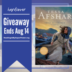 Author Interview (and a Giveaway!): Tessa Afshar and Thief of Corinth