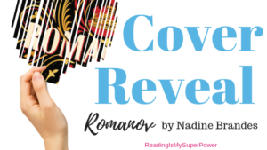Cover Reveal: Romanov by Nadine Brandes