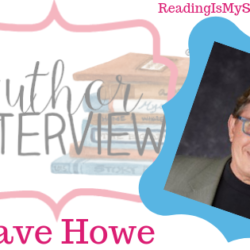 Author Interview (and a Giveaway!): Dave Howe & Live Pure and Free