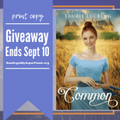 Author Interview (and a Giveaway!): Laurie Lucking & Common