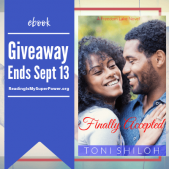 Character Spotlight (and a Giveaway!): Finally Accepted's Chloe & Darryl