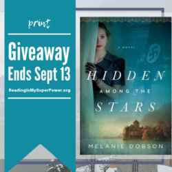 Author Interview (and a Giveaway!): Melanie Dobson & Hidden Among the Stars