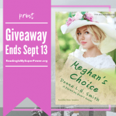 Author Interview (and a Giveaway!): Donna L.H. Smith & Meghan's Choice