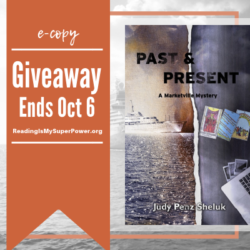 Book Review (and a Giveaway!): Past and Present by Judy Penz Sheluk