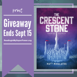 Guest Post (and a Giveaway!): Matt Mikalatos, humor & The Crescent Stone