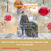 Guest Post (and a Giveaway!): Tina Radcliffe & Christmas With the Cowboy