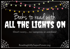 Top Ten Tuesday: Books To Read With All the Lights On