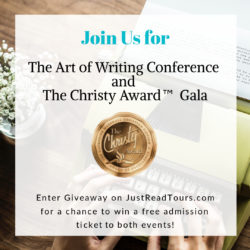 The Christy Award Gala & The Art of Writing Conference (Giveaway!)