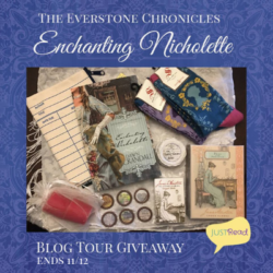 Book Spotlight (and a Giveaway!): Enchanting Nicholette by Dawn Crandall