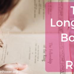 Top Ten Tuesday: The Longest Books I've Read